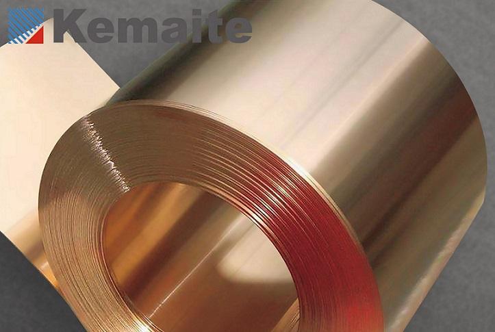 CU - Kupferfolien (Zinn-Phosphor-Bronze Serie) -