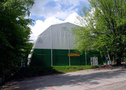Sports, loisirs et collectivités - Halls de sport