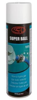 SUPER BALL - Cerca fughe gas