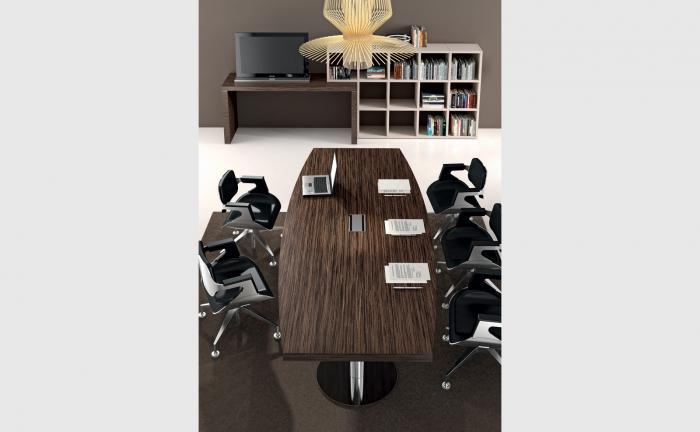 Tables de réunion fixes - Tables de réunion Alea, Titano