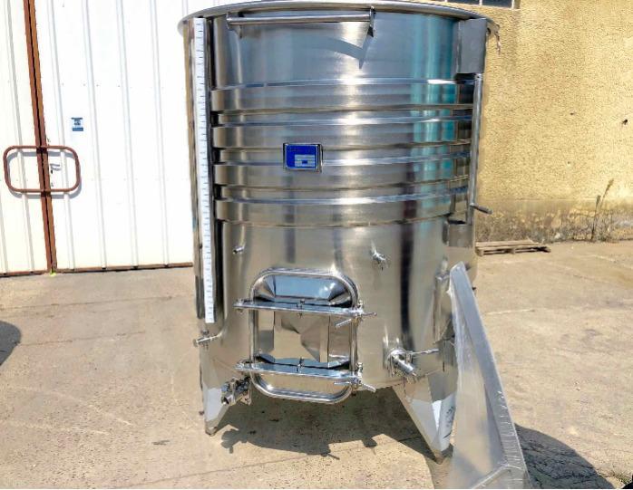 Tanque de aço inox 304 - 23 HL - SPAIPSER2300