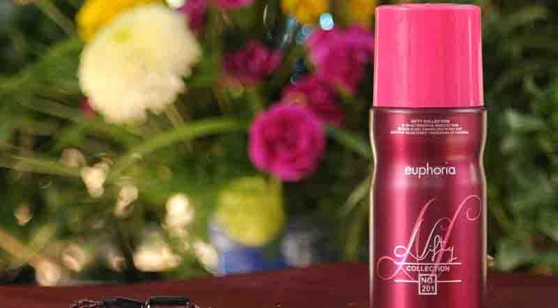 Производство парфюмерно