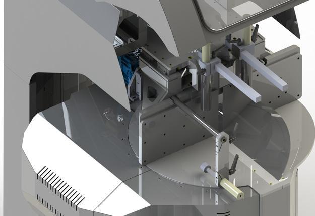 Tronçonneuse pour coupes composées semi - auto - CMPE 65
