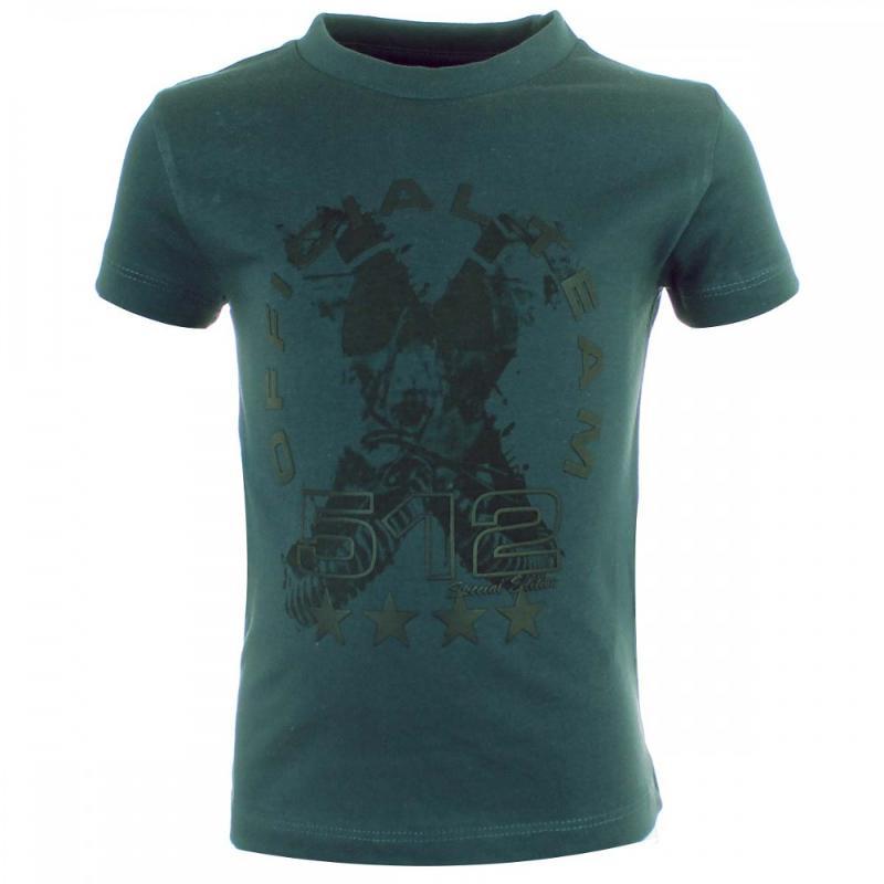 12x T-shirts manches courtes RG512 du 2 au 5 ans - T-shirt et polo manches courtes
