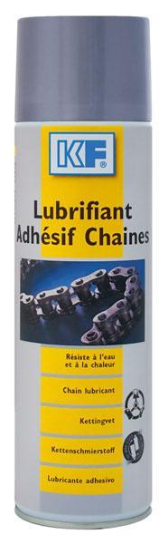 Lubrifiants - LUBRIFIANT ADHESIF CHAINES