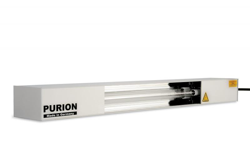 AIRPURION 17 - UV plant for air disinfection for direct and indirect irradiation