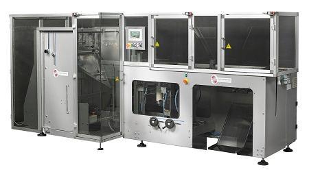 Machine d'emballage verticale de Pecos pour tenir la poche - contrôlé par Siemens Plc pour Stand Up Pouch