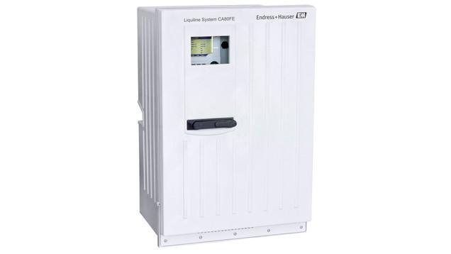 Analizador de hierro Liquiline System CA80FE