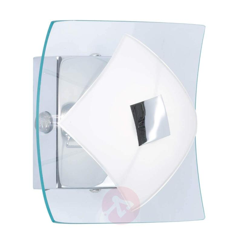 Impressive Luv glass wall light - Wall Lights