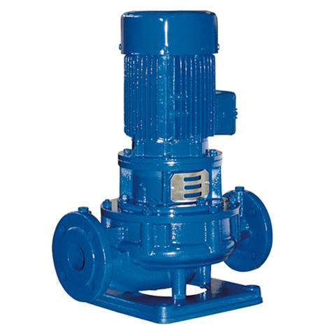 Pompe centrifughe in-line - Serie CTO