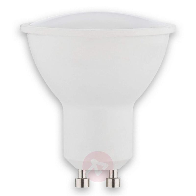 GU10 3 W 827 LED reflector lamp 120 ° - light-bulbs