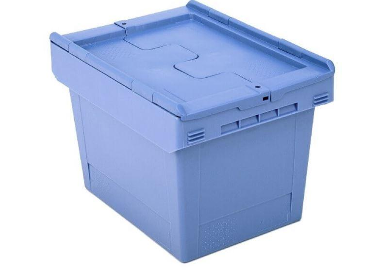 Nestbarer Behälter: Nestro 4327 D - Nestbarer Behälter: Nestro 4327 D, 410 x 300 x 290 mm
