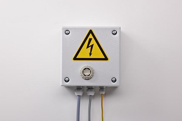 Vacuum Switches, Vacuum Gauges, and Warning Units - Warning Unit EW0