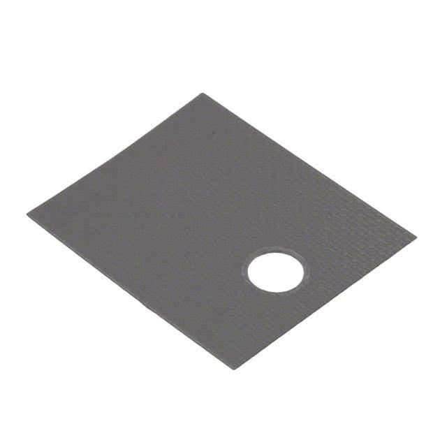 THERM PAD TO-218 W/ADH HI-FLOW - Bergquist HF115AC-0.0055-AC-90