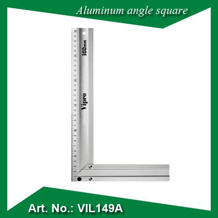 Aluminum angle square - MEASURING INSTRUMENTS