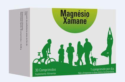 Magnésio Xamane - Suplemento Alimentar
