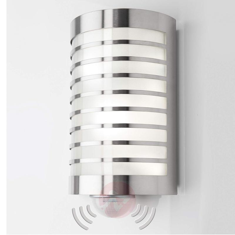 Wall lamp TERU with motion detector