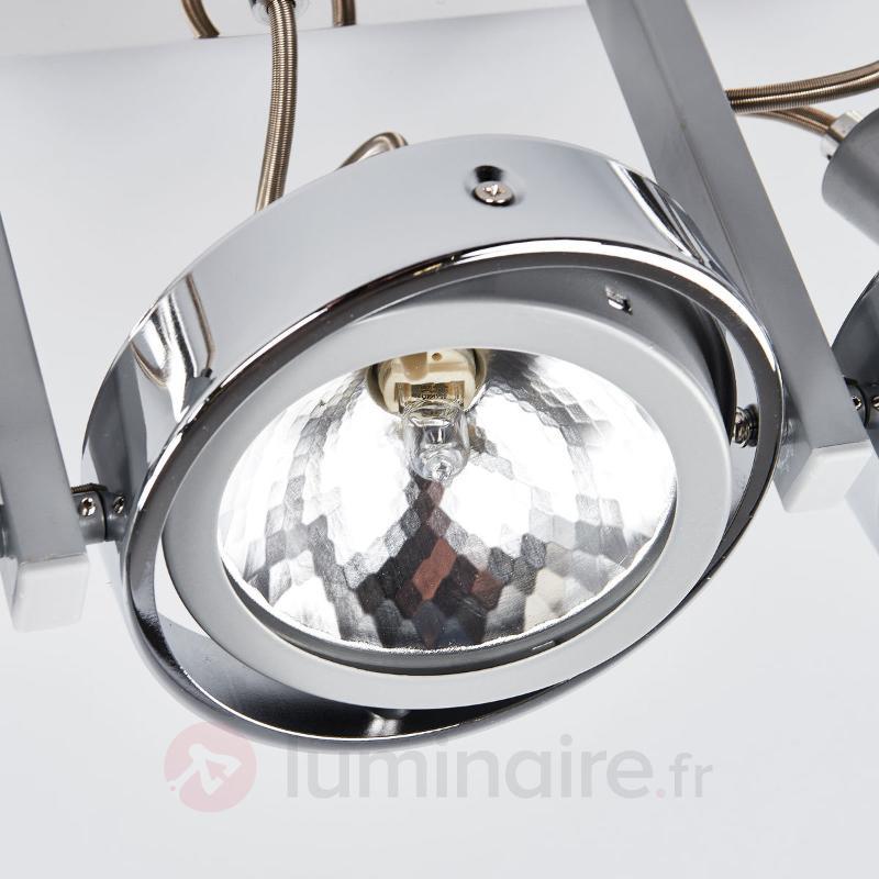 Plafonnier KURIANA à 3 lampes - Spots et projecteurs halogènes