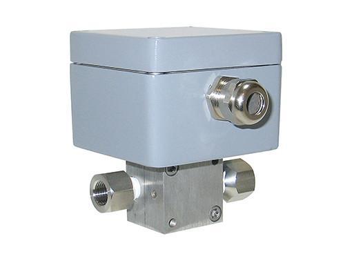 差压压力变送器 - 8303 - 坚固的集成测量放大器,不锈钢,用于液体或气体介质,高压