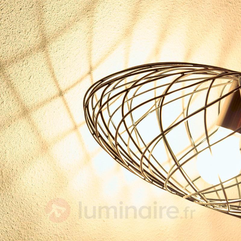 Suspension ovale Jilla en métal - Cuisine et salle à manger