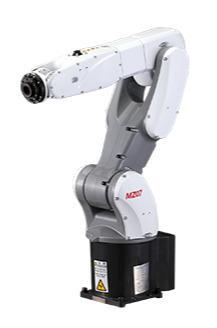 Industrial Robot Nachi MZ04 - Latest motion control technology to improve productivity!