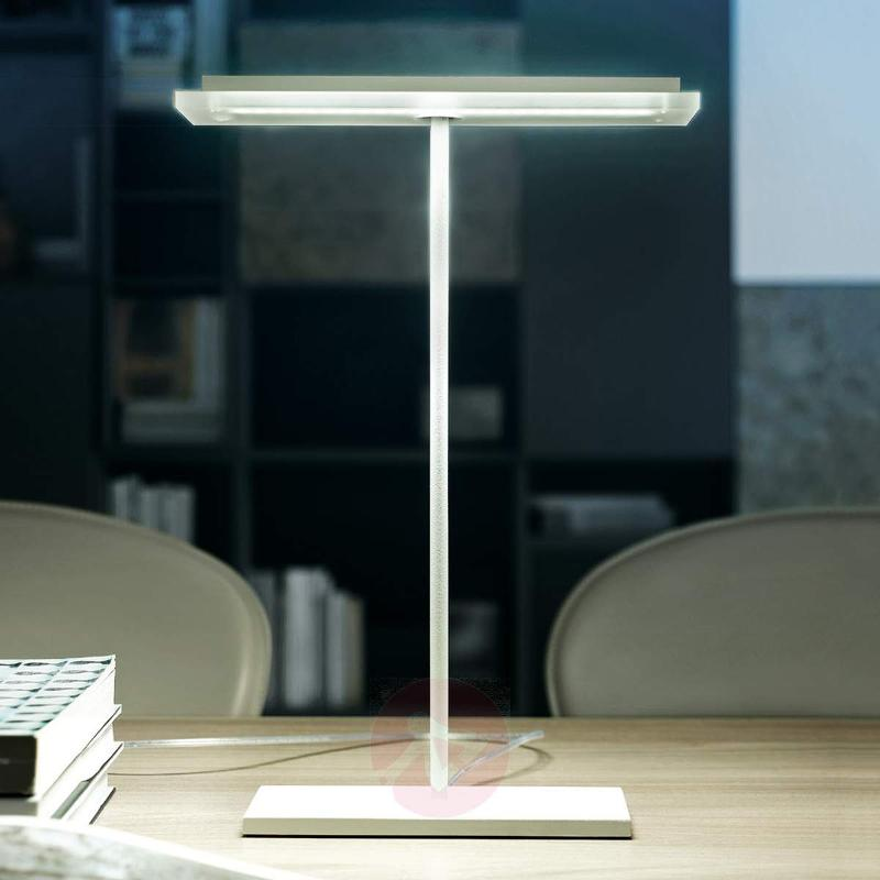 Flat Dublight LED table lamp - Table Lamps