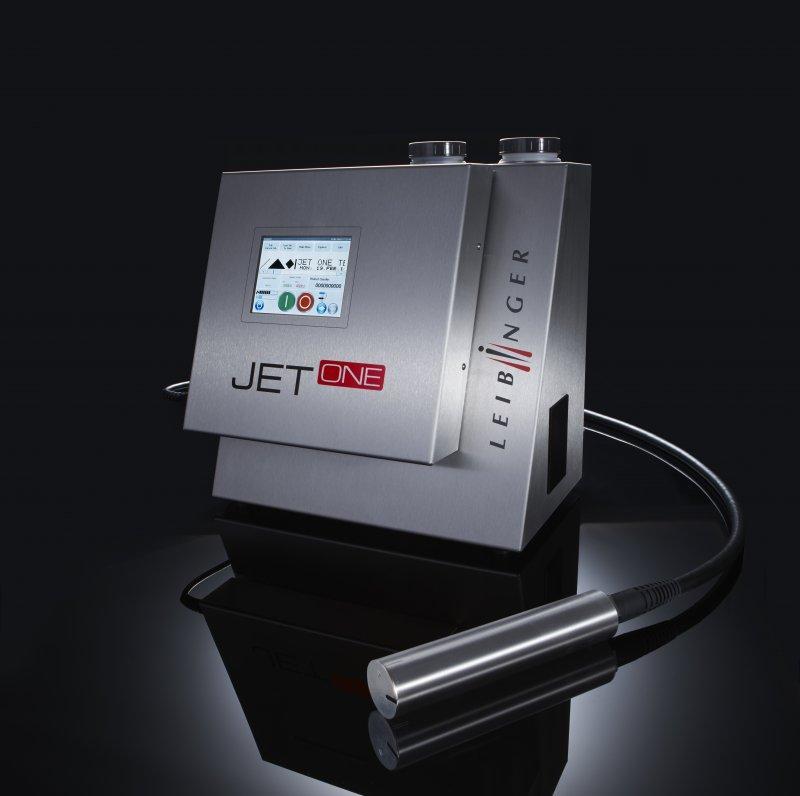 JET One - Industrieller Inkjet-Drucker der Entry Line