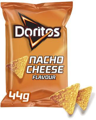 Doritos chips tortilla nacho cheese 44gr - 20 - Snacks salés / Chips petit format