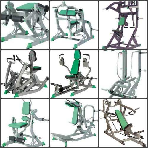 Line VASIL SWAY 1000 - New line of professional sports-training machines with free weights system