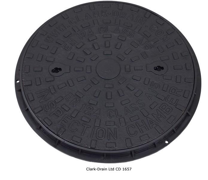 Manhole Cover - CD 1657