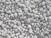 Galets - galet granit 40/60 : galet granité blanc et noir