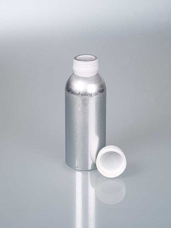 Flacon aluminium - Emballage, avec agrément UN (pour 60–5600 ml)