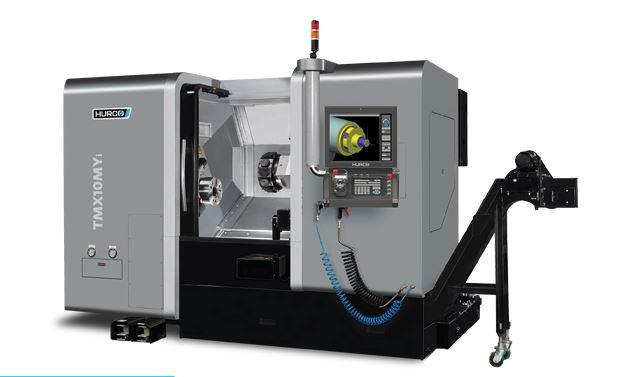 Multi-Axis-Lathe - TMX 10 MYi - The ideal machine for machining complete medium-sized parts in one set-up