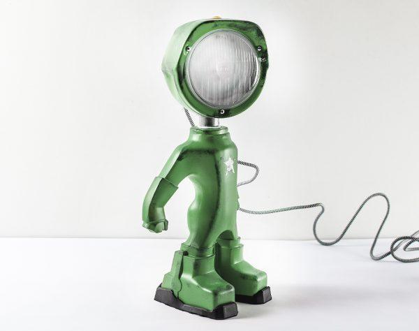 bureaulamp - RGB led en wit led voor bureaulamp functie en ambiance