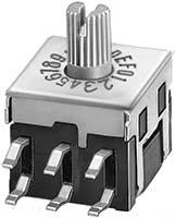 Rotary Coded Switches - DRR 7000/8000