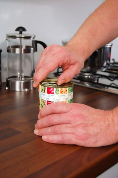 Food Cans - Easylift® easy-open ends