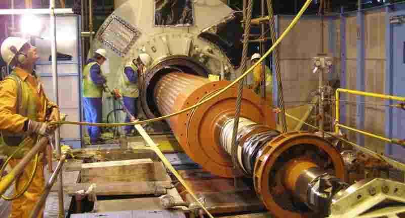 Turbomachinery - Generators, maintenance & repairs