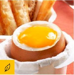 Soft-boiled Eggs -