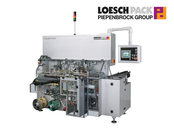 Automatische Falteinschlagmaschine für Waffeln LCM-W ║... - null