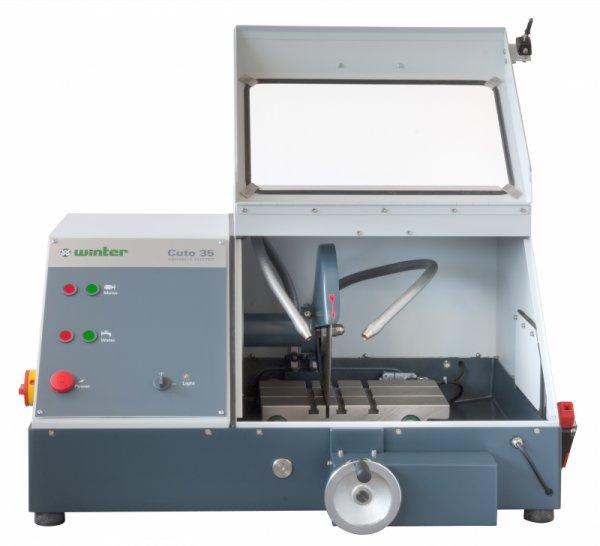 Abrasive Cutter TYPE Cuto 35 - Abrasive Cutter for laboratories or industrial production