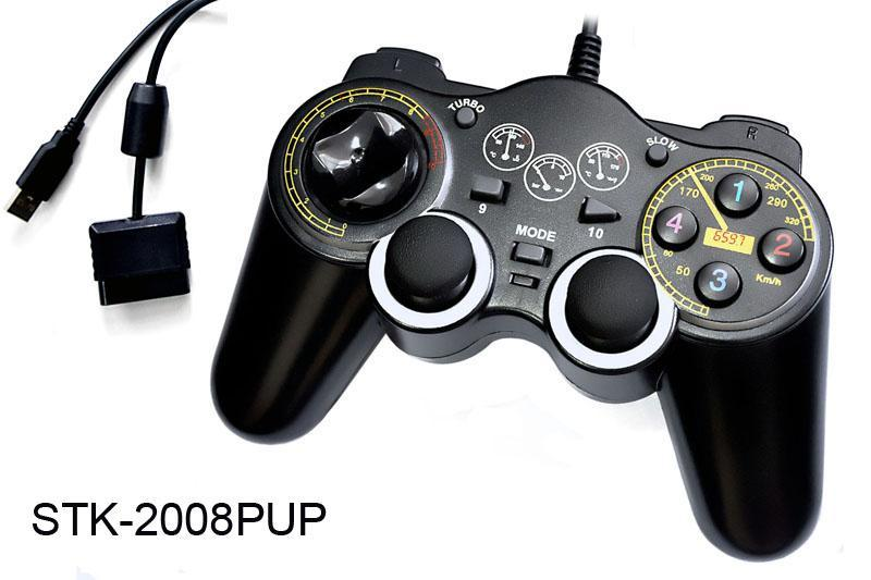 Gamepad for PS2/PS3/PC - STK-2004
