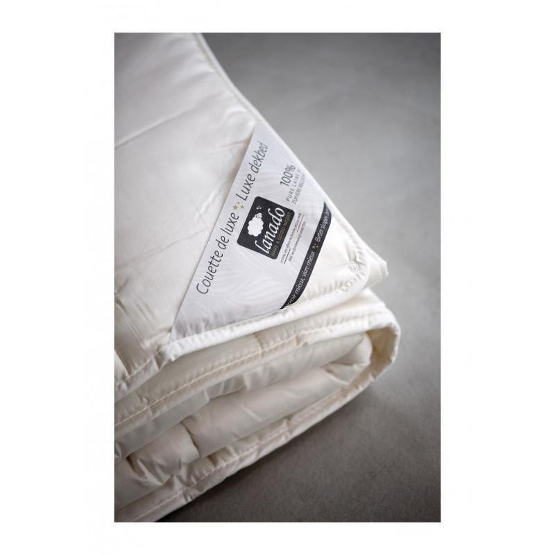 COUETTE EN LAINE - Certifiée « textile biologique »