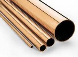 Bronze Tube -