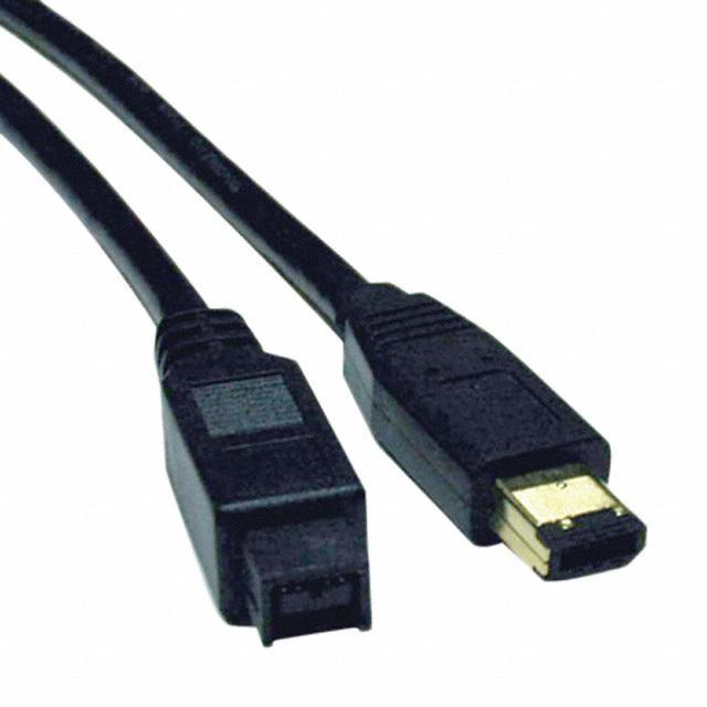 CABLE IEEE1394FIREWIRE 9/6POS 6' - Tripp Lite F017-006