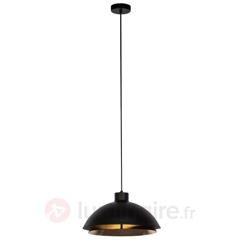 Suspension décorative Billy en noir/cuivré - Cuisine et salle à manger