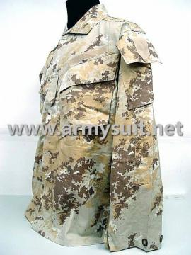 Italian Desert Camo Uniform - PNS-IT004