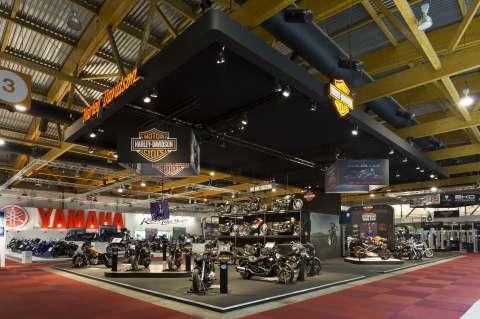 Harley Davidson - Project - Salon : Autosalon