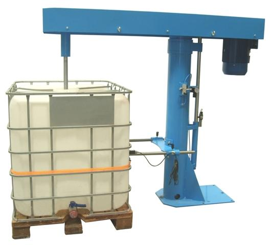 Maquinaria para la Industria Química -
