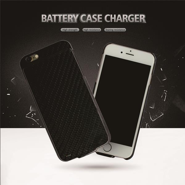 BATTERY CASE CHARGER - carbon fiber | light weighted | thin and strong