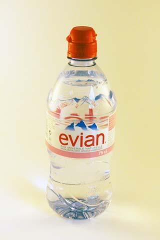 Evian Water 750ml -